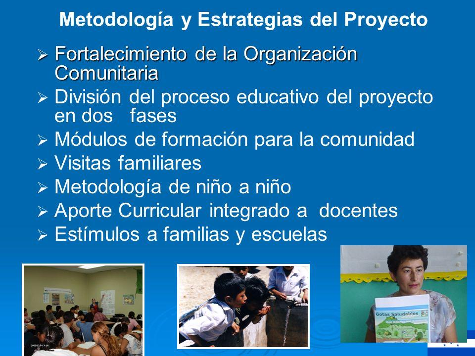 Metodología y Estrategias del Proyecto