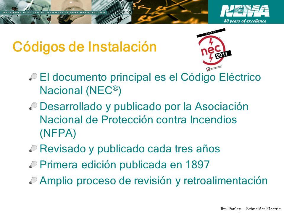 Códigos de Instalación