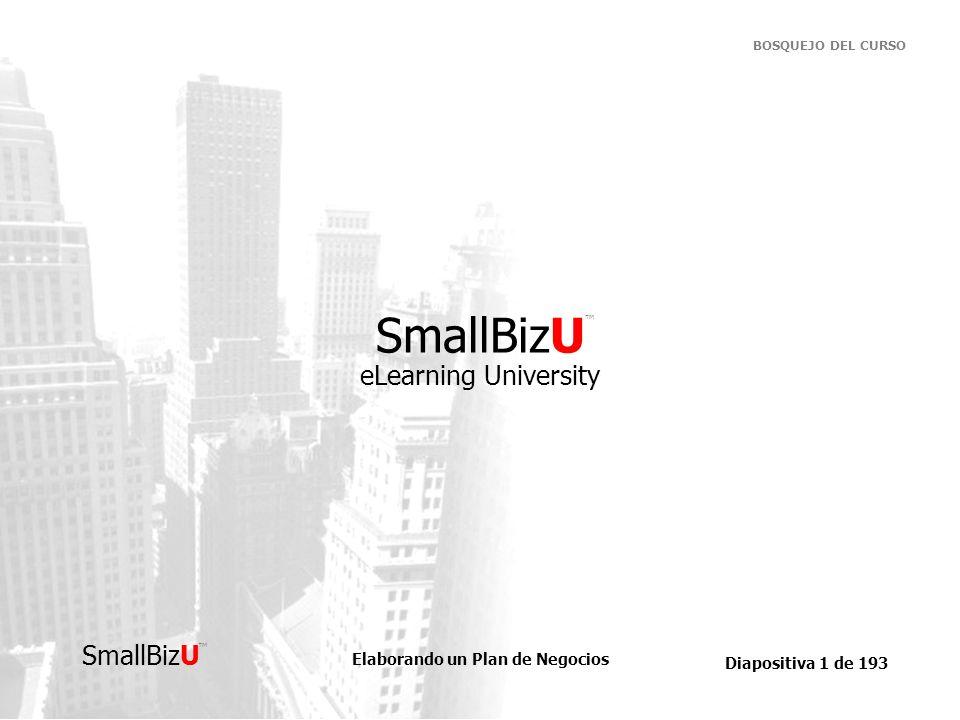 SmallBizU ™ eLearning University !Bienvenidos a Small Biz-U!