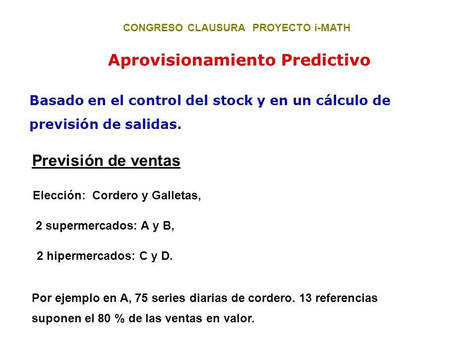 Aprovisionamiento Predictivo