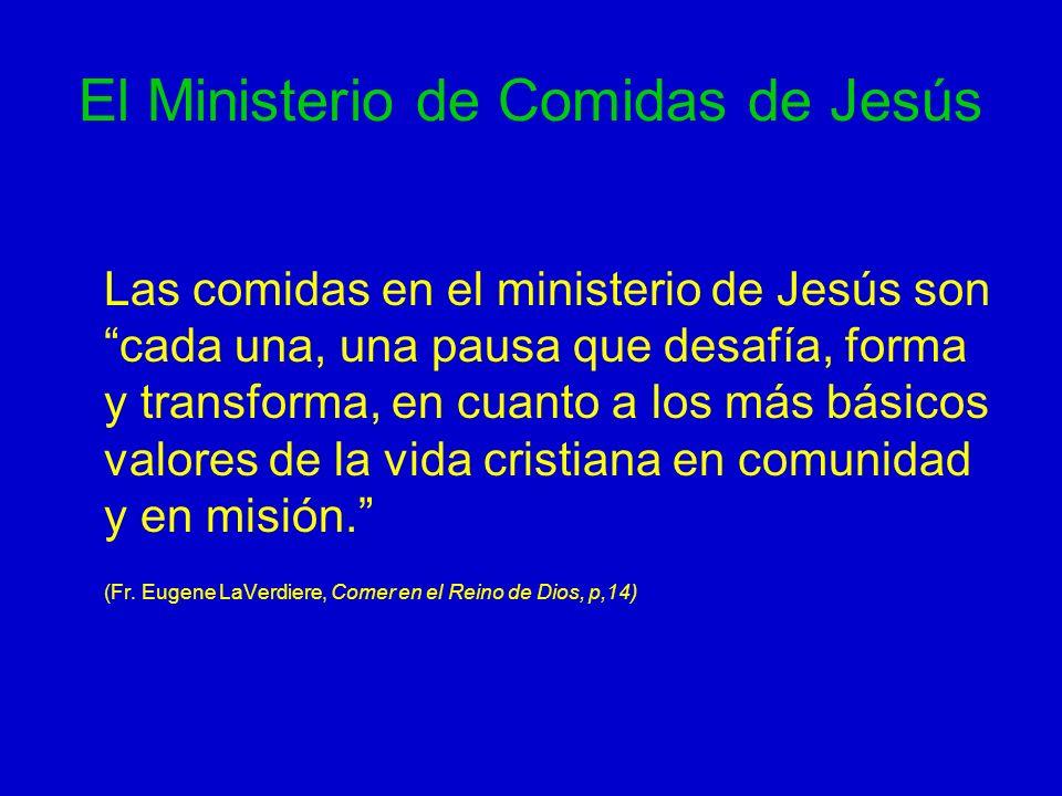 El Ministerio de Comidas de Jesús