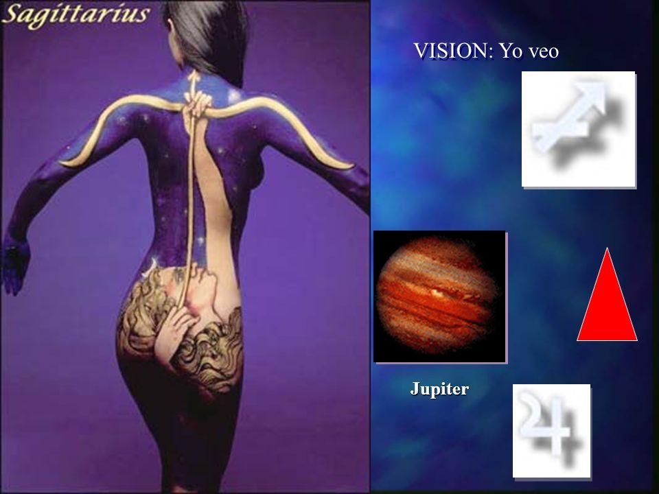 VISION: Yo veo Jupiter