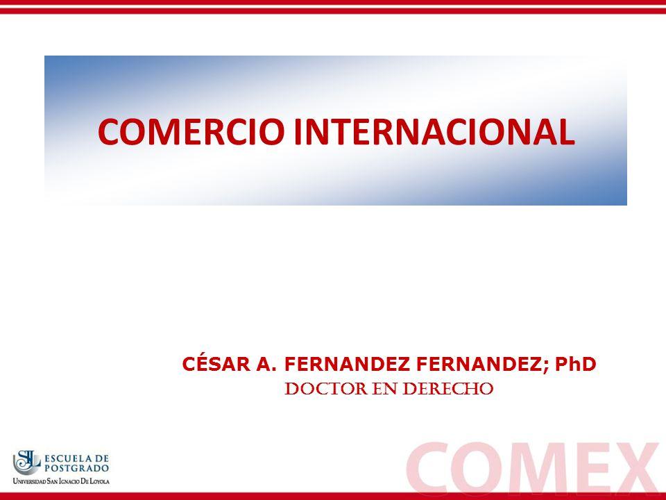COMERCIO INTERNACIONAL - ppt video online descargar