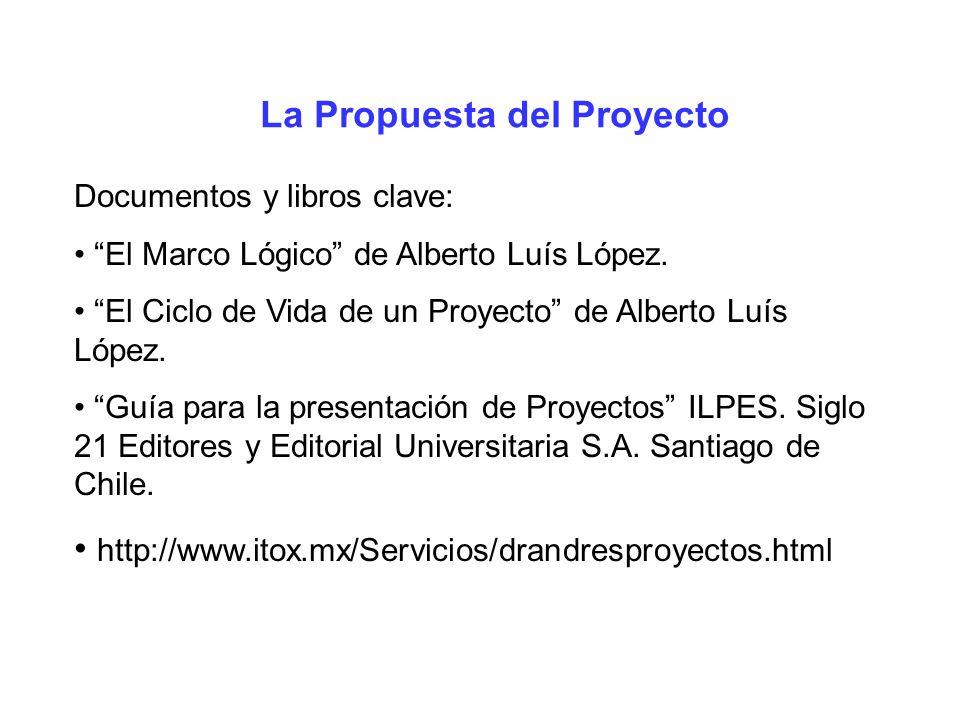 La Propuesta del Proyecto