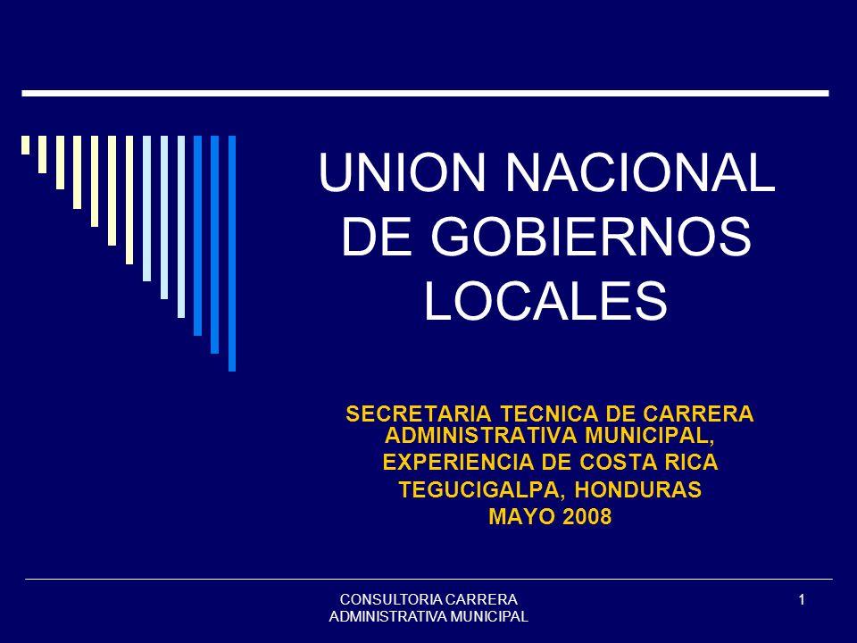 UNION NACIONAL DE GOBIERNOS LOCALES