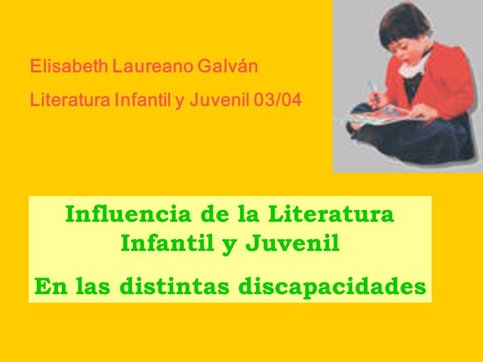 Influencia de la Literatura Infantil y Juvenil