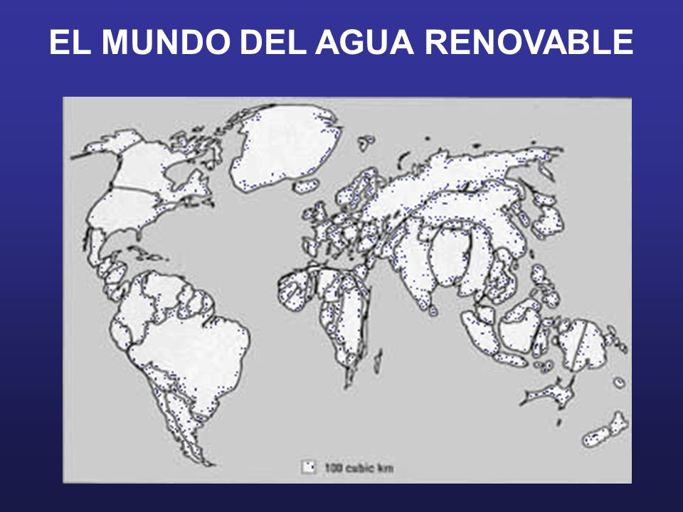EL MUNDO DEL AGUA RENOVABLE