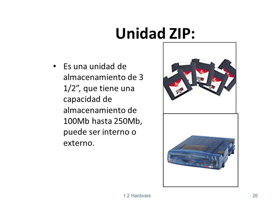 1 2 Estructura Y Funcionamiento De La Computadora Ppt