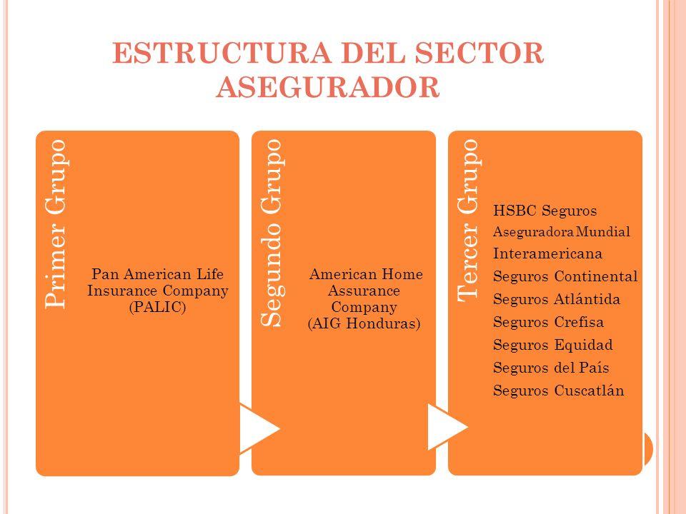 ESTRUCTURA DEL SECTOR ASEGURADOR