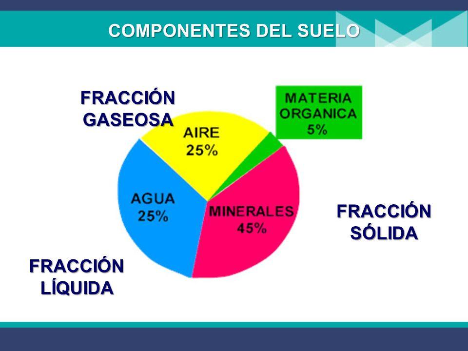 4 secundaria ecolog a biolog a ppt descargar for Componentes quimicos del suelo