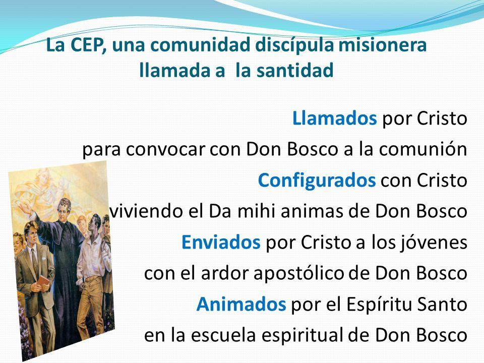 La CEP, una comunidad discípula misionera llamada a la santidad