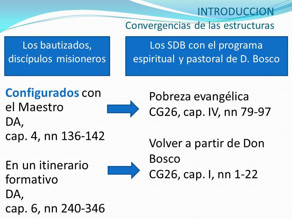INTRODUCCION Convergencias de las estructuras