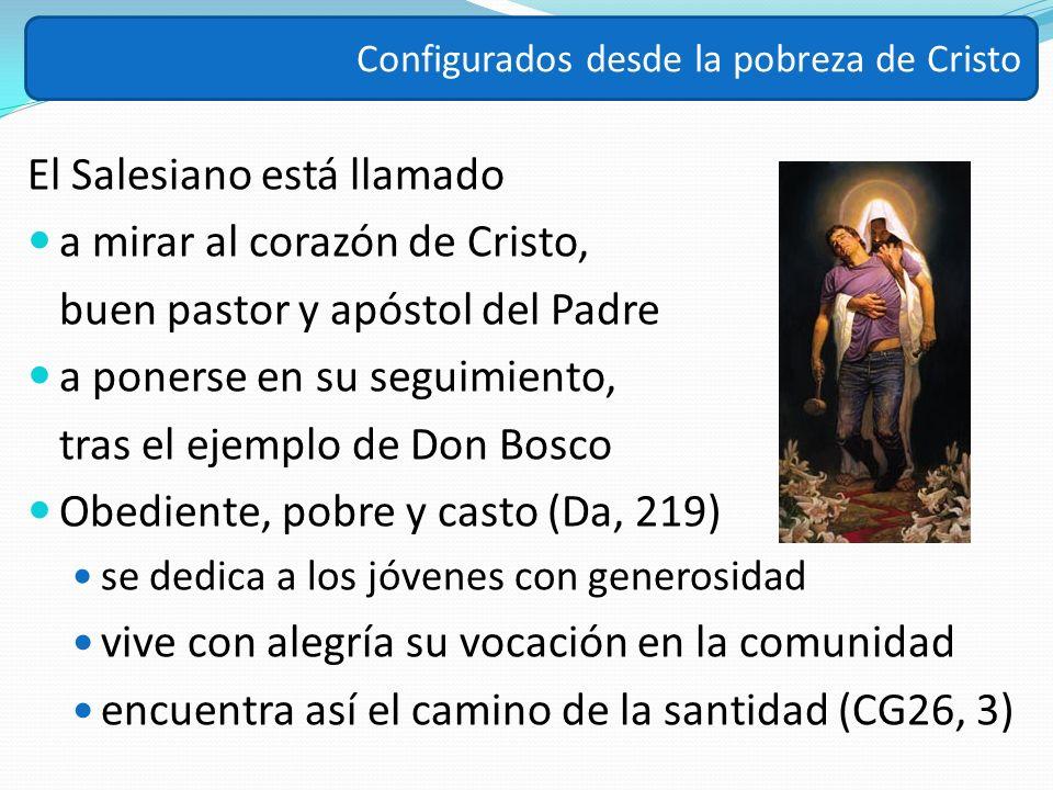 El Salesiano está llamado a mirar al corazón de Cristo,