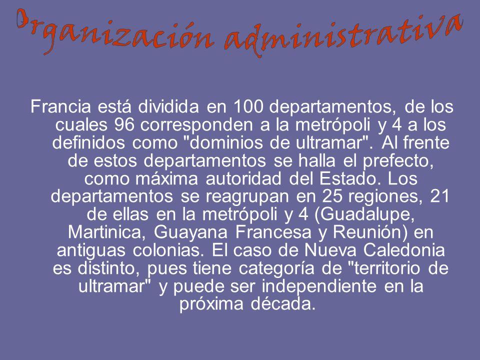 Organización administrativa