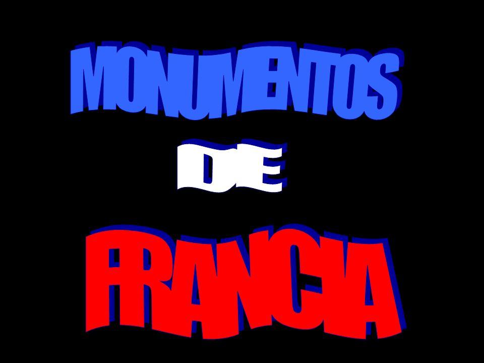 MONUMENTOS DE FRANCIA