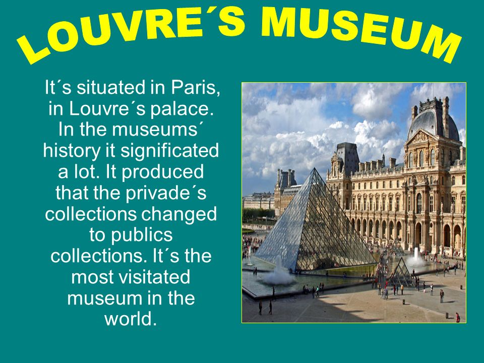 LOUVRE´S MUSEUM