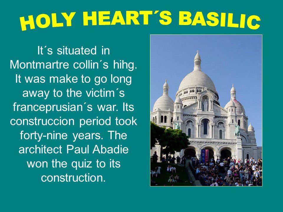 HOLY HEART´S BASILIC