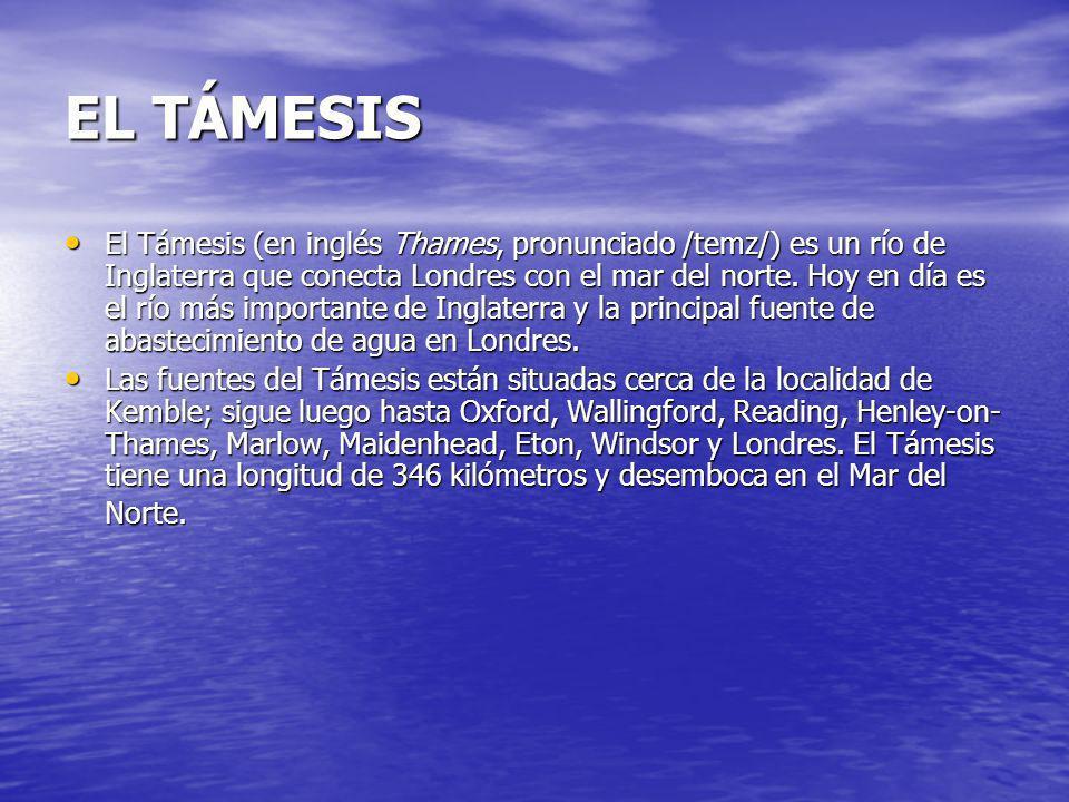 EL TÁMESIS