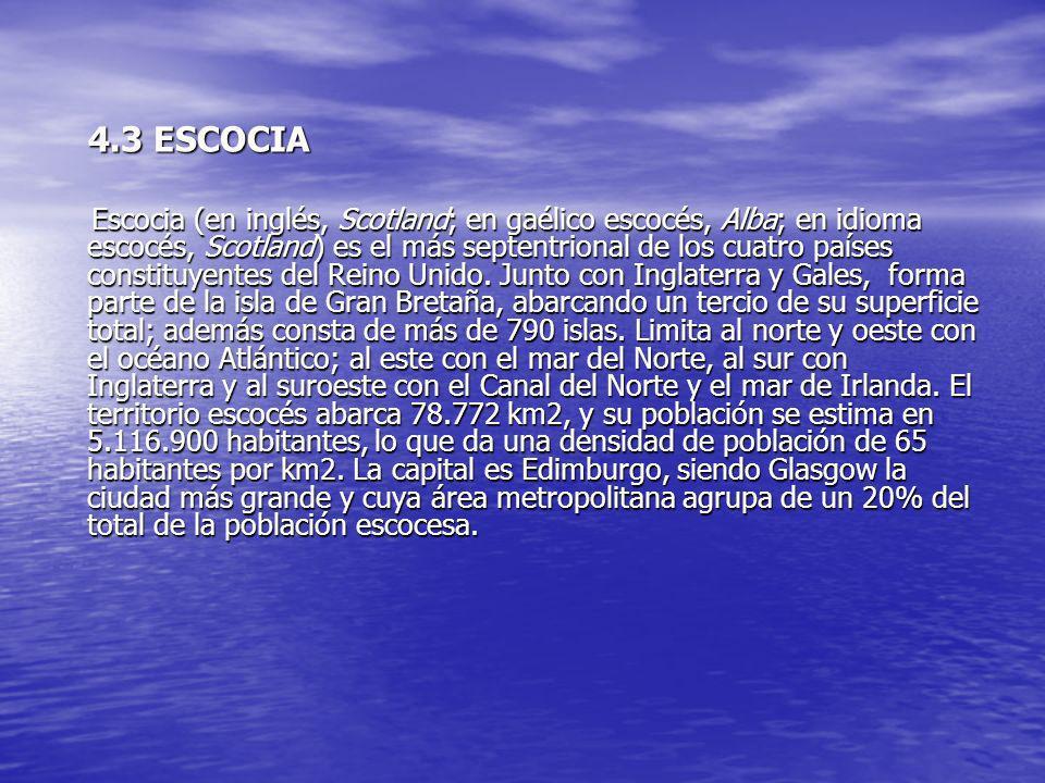 4.3 ESCOCIA