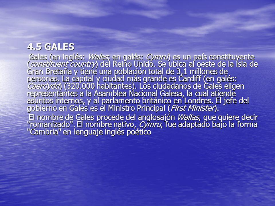 4.5 GALES