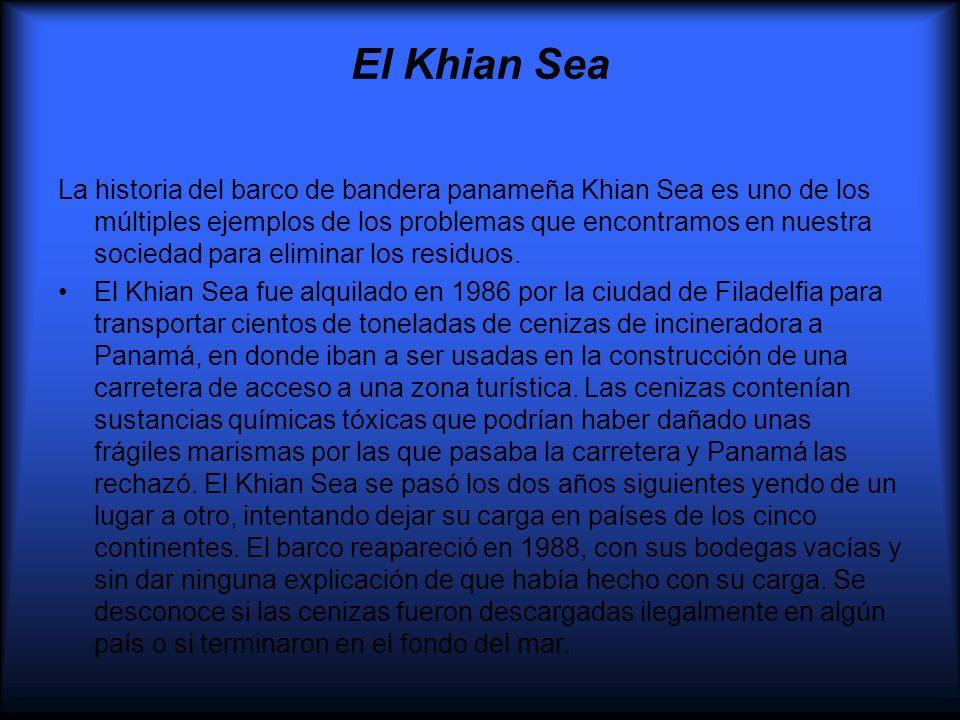 El Khian Sea