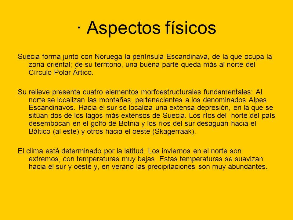 · Aspectos físicos