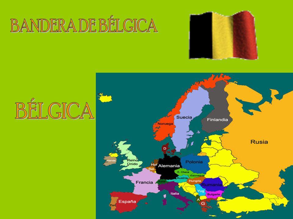 BANDERA DE BÉLGICA BÉLGICA