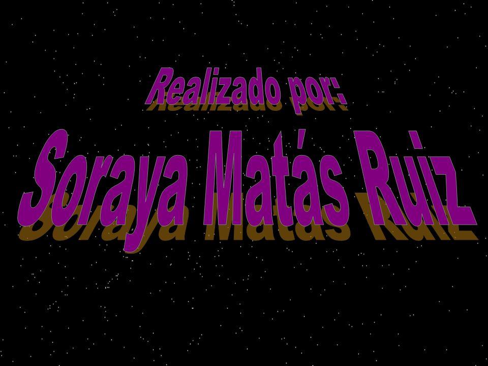 Realizado por: Soraya Matás Ruiz