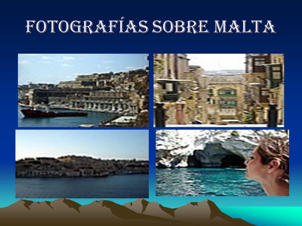 Fotografías sobre malta