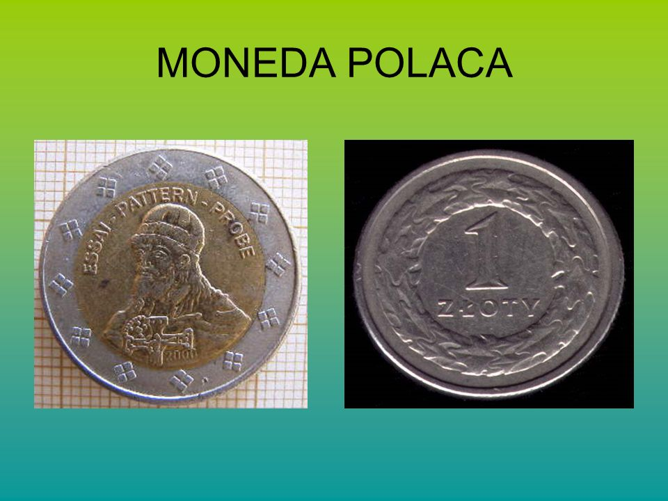 MONEDA POLACA