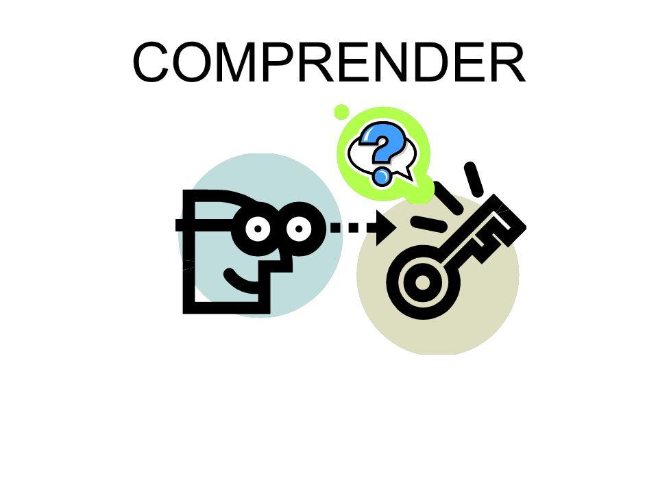 COMPRENDER