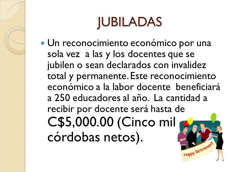 JUBILADAS