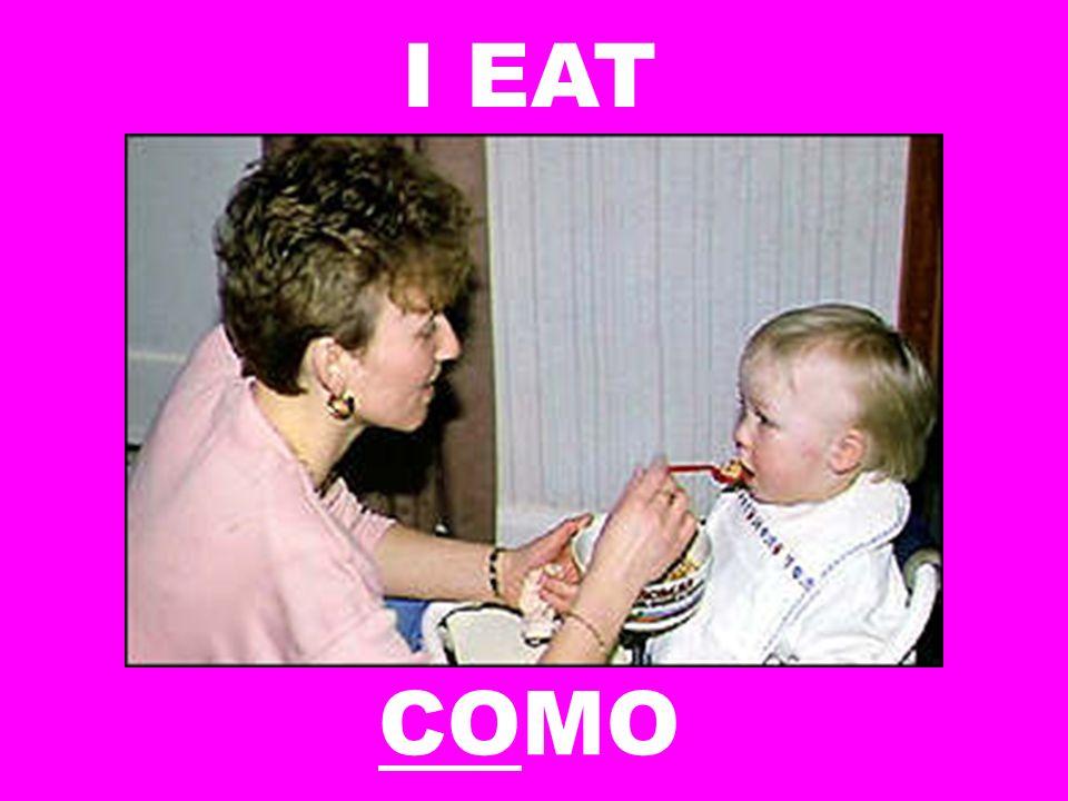 I EAT COMO