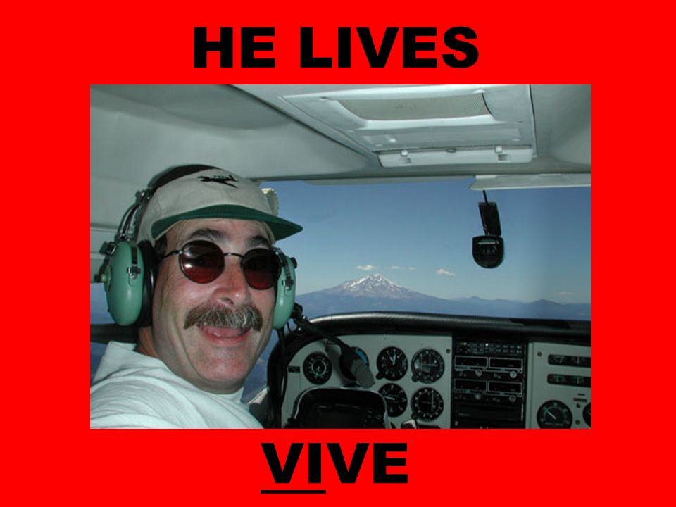 HE LIVES VIVE