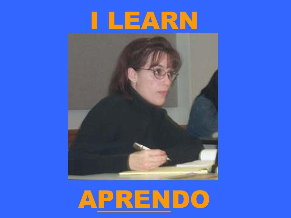 I LEARN APRENDO