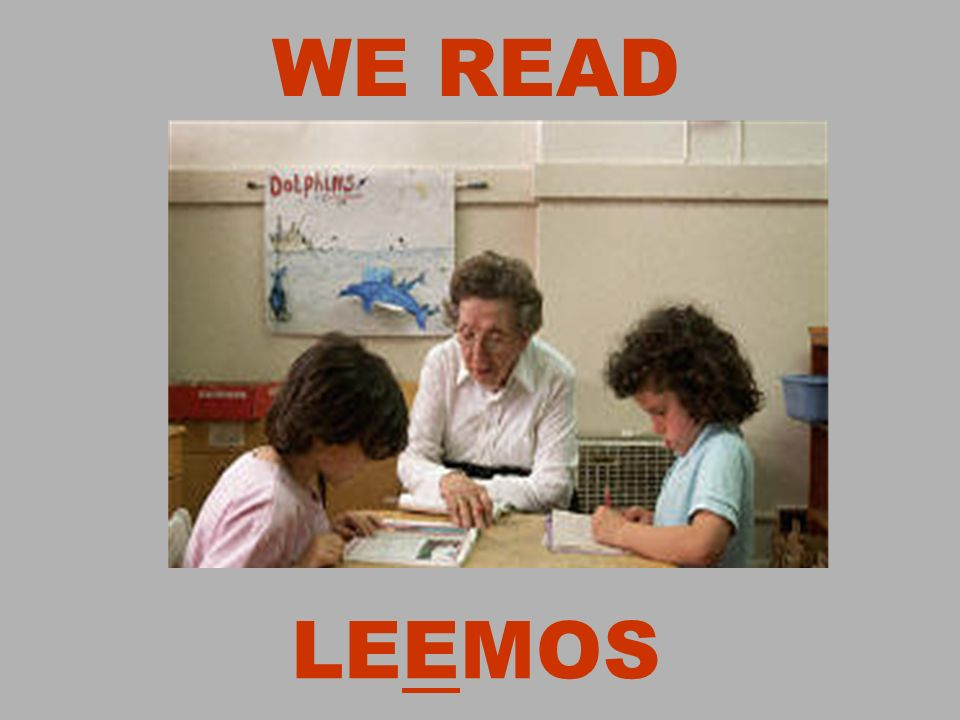 WE READ LEEMOS