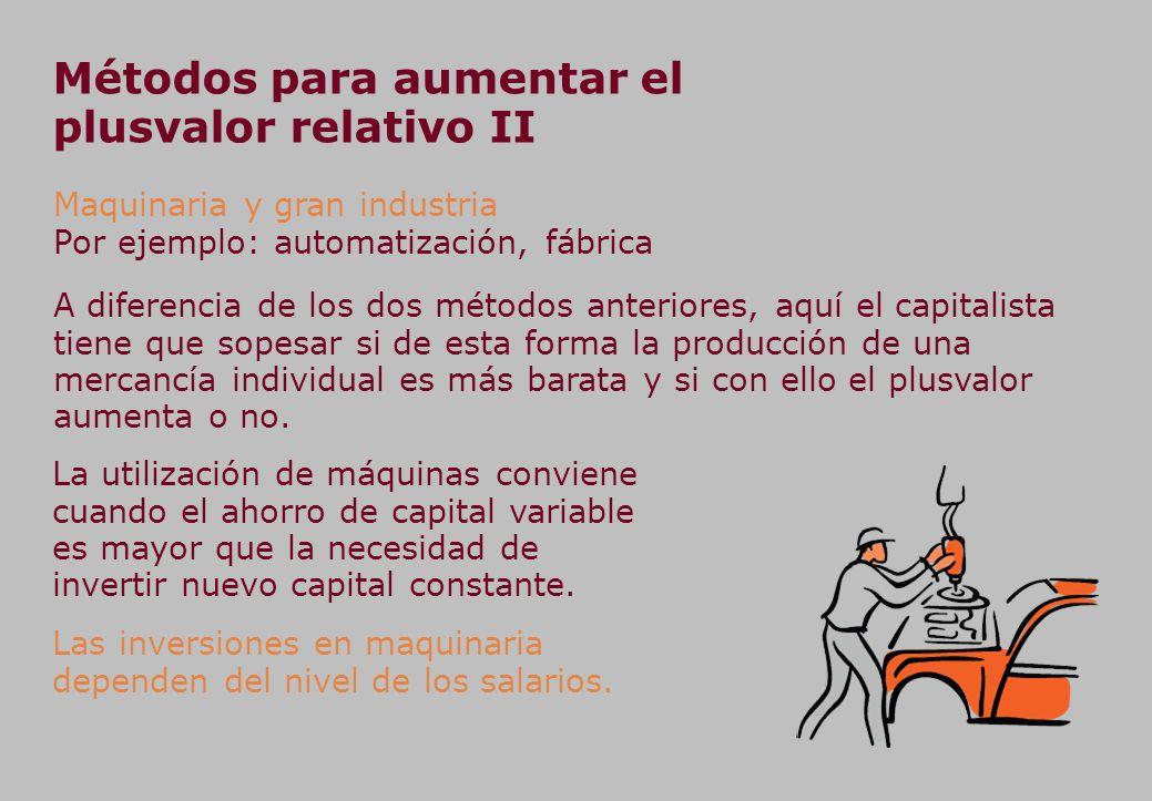 La desmesura del capital ppt descargar for Maquinaria y utensilios para la produccion culinaria