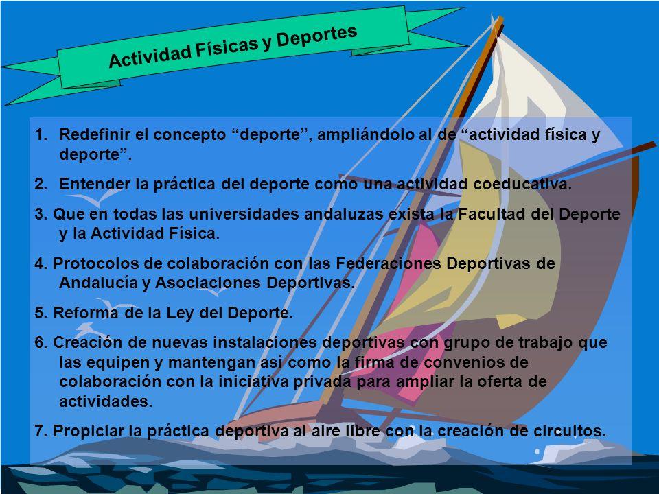 Actividad Físicas y Deportes