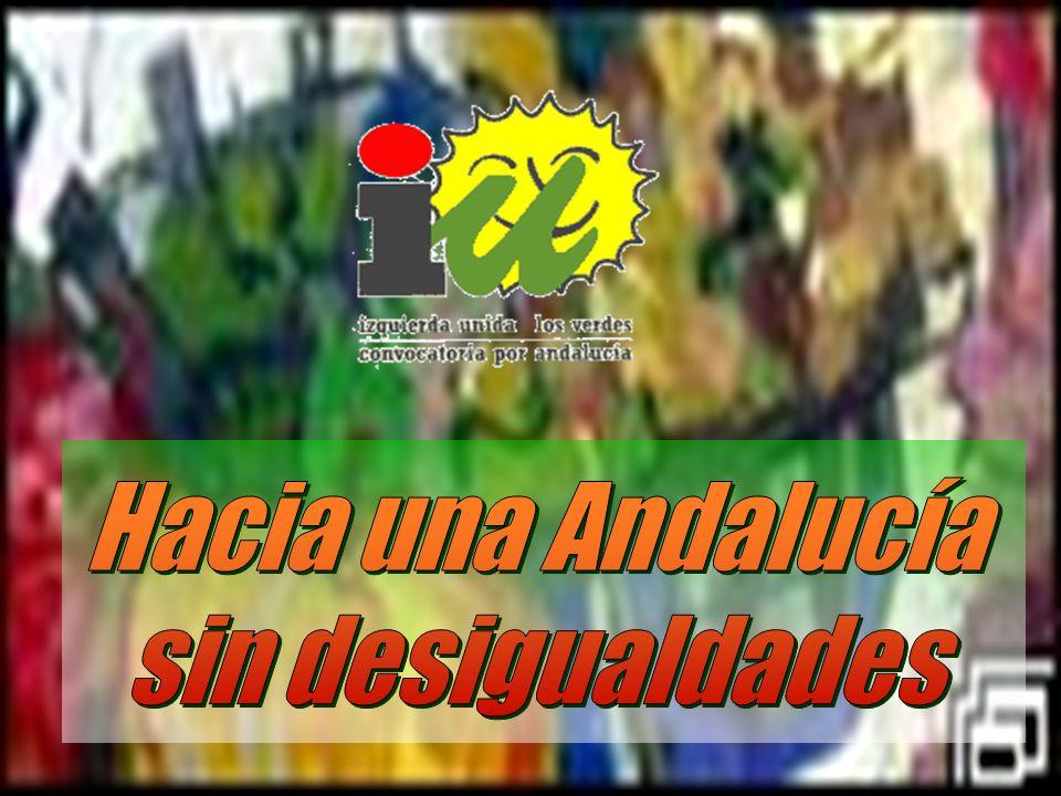 Hacia una Andalucía sin desigualdades