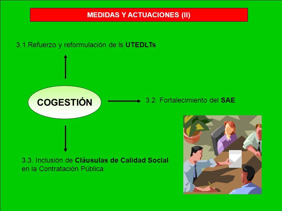 MEDIDAS Y ACTUACIONES (II)