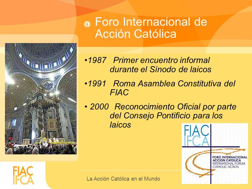 Foro Internacional de Acción Católica