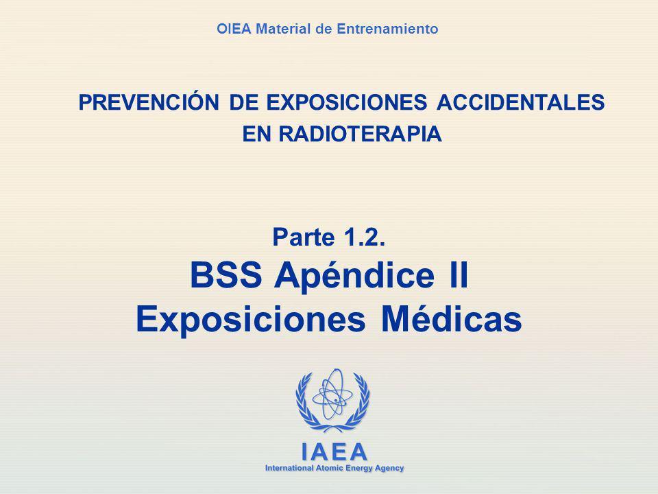 Parte 1.2. BSS Apéndice II Exposiciones Médicas