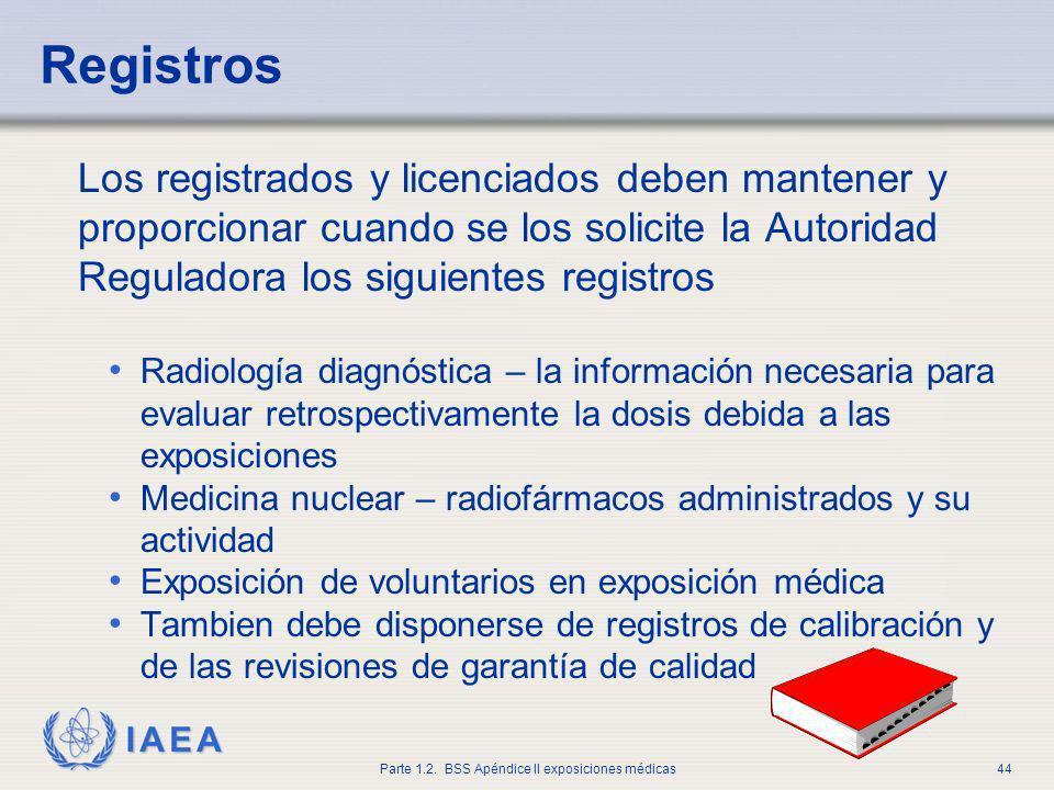 Registros Los registrados y licenciados deben mantener y proporcionar cuando se los solicite la Autoridad Reguladora los siguientes registros.