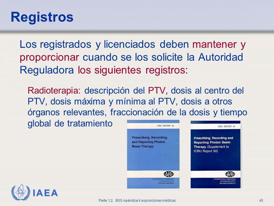 Registros Los registrados y licenciados deben mantener y proporcionar cuando se los solicite la Autoridad Reguladora los siguientes registros: