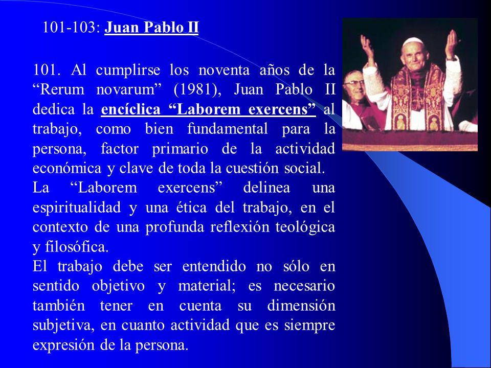 101-103: Juan Pablo II