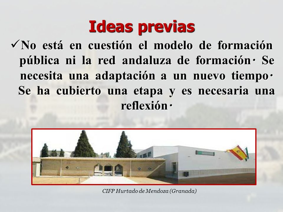 CIFP Hurtado de Mendoza (Granada)