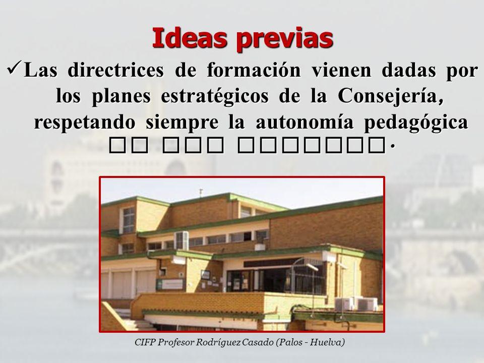 CIFP Profesor Rodríguez Casado (Palos - Huelva)