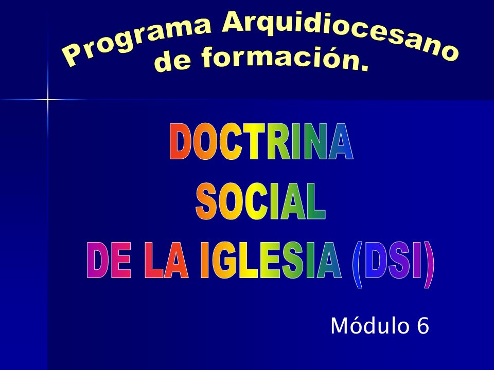 Programa Arquidiocesano