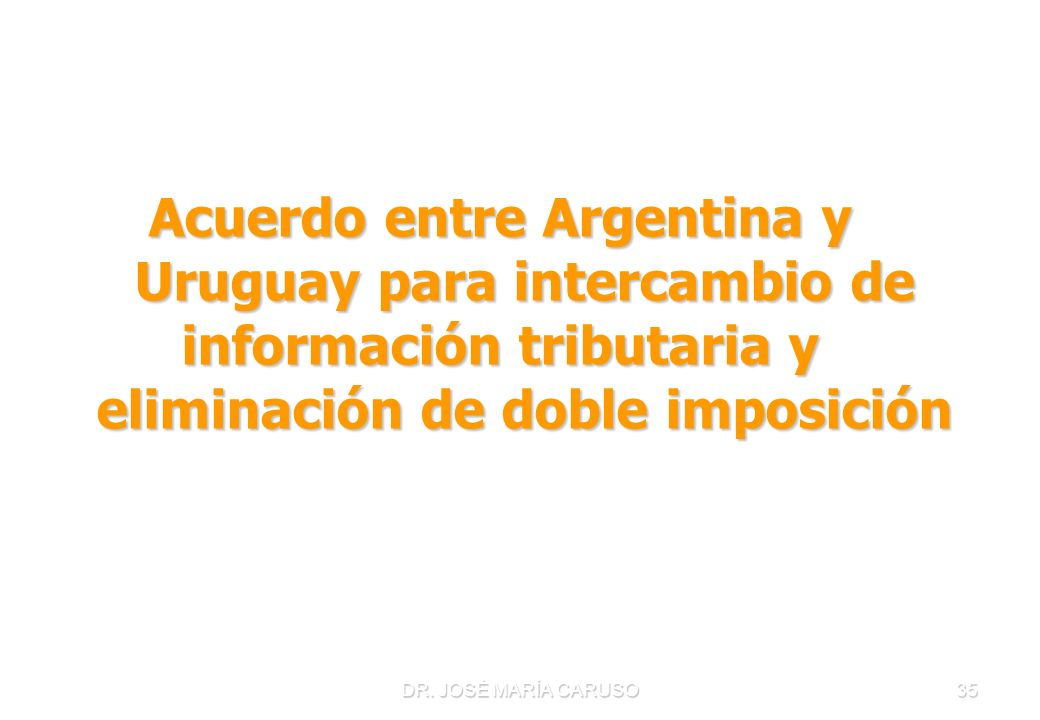 Acuerdo entre Argentina y Uruguay para intercambio de