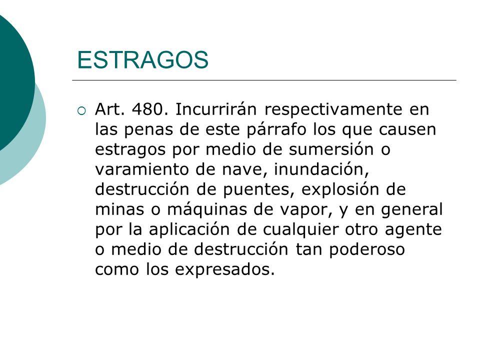 ESTRAGOS